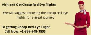 Cheap Red Eye Flights