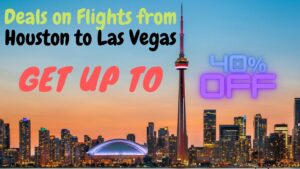 cheap flights from Houston to las vegas