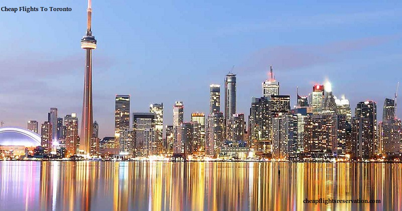 Cheap Flights To Toronto Canada Book Now +1-855-936-0309