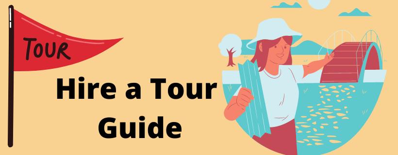 Hire a Tour Guide